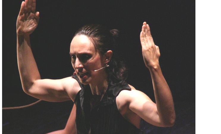 Cinzia Maccagnano in Caligolaok