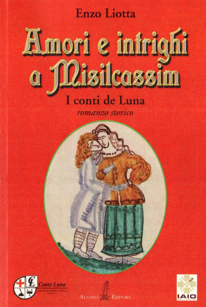 copertina romanzo Enzo Liotta