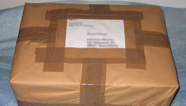 Ribera pacchi postali rubati in diversi centri for Indirizzo postale