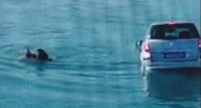Sciacca Salvataggio donna in mare
