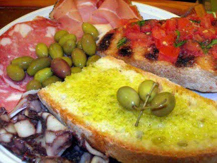 Lucca Sicula festa dell'olio degustazione
