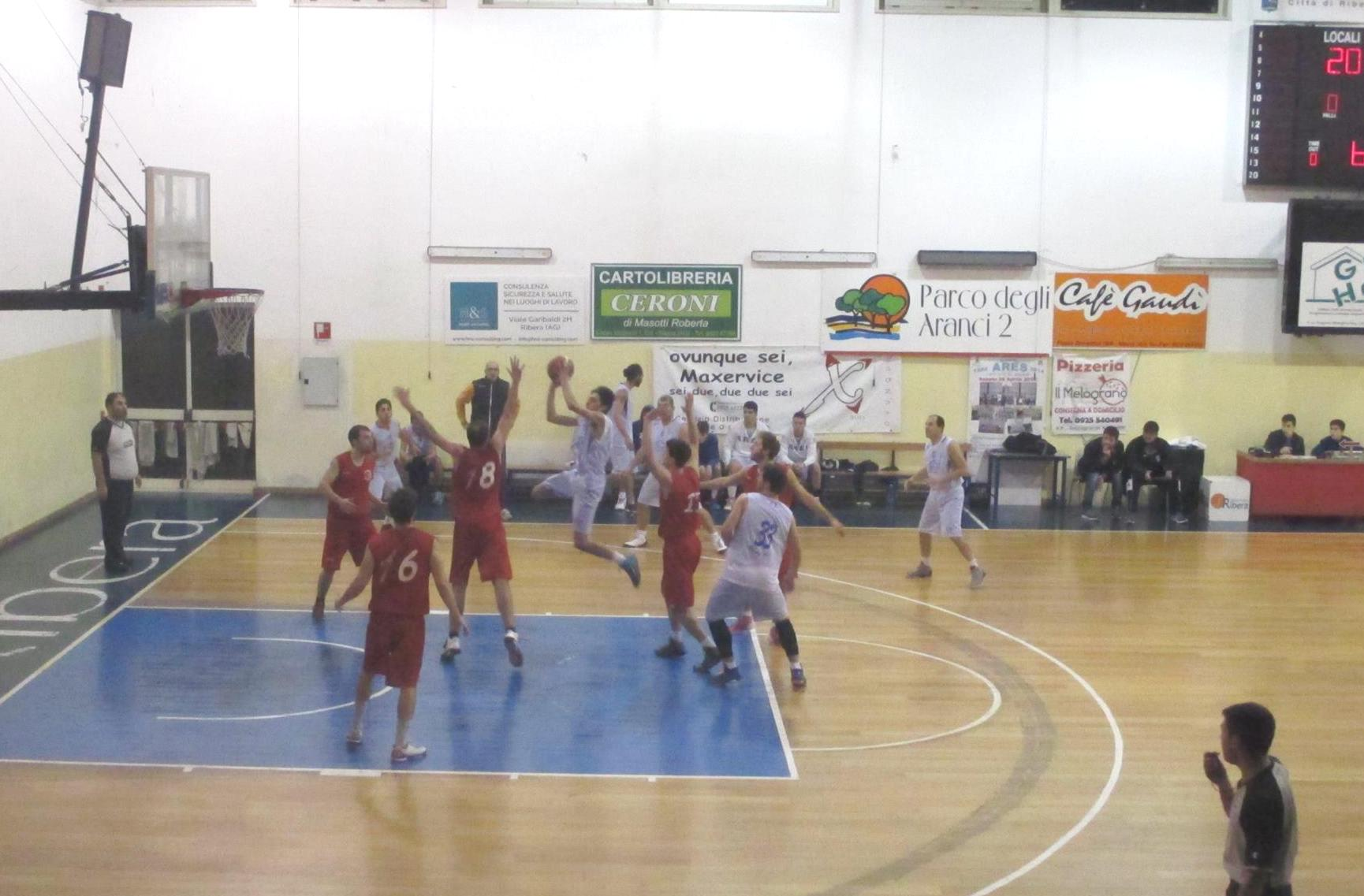 basket Ares 3
