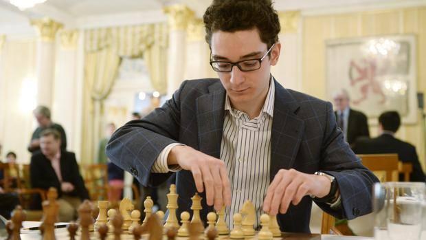 Caruana Fabiano 22 anni