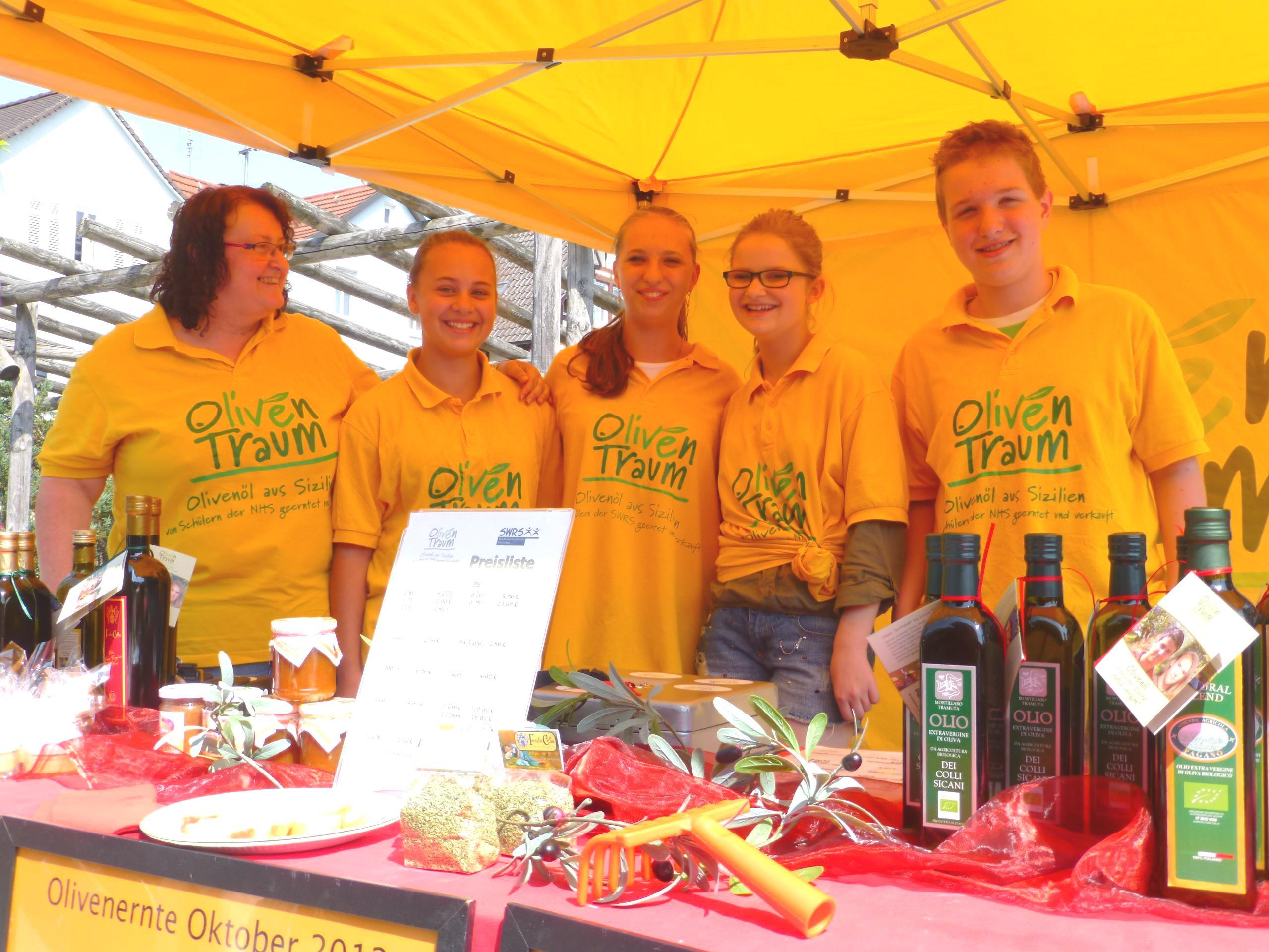 Lucca Sicula olio in Germania