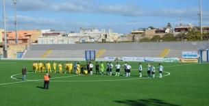 Calcio: Il Ribera perde a Mazara per 2-1. Grande prova del portiere Cascione. Annullata nel finale la rete del pareggio riberese