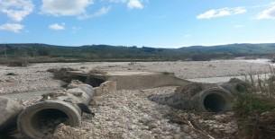 Ribera: Strade bloccate dall'alluvione nel comprensorio, oggi consigli comunali straordinari e domani vertice di amministratori