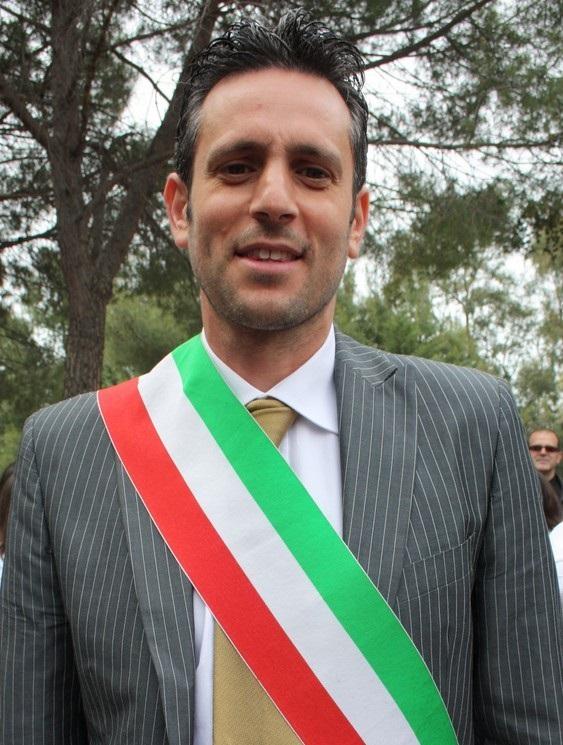 Pace Carmelo sindaco-Ribera