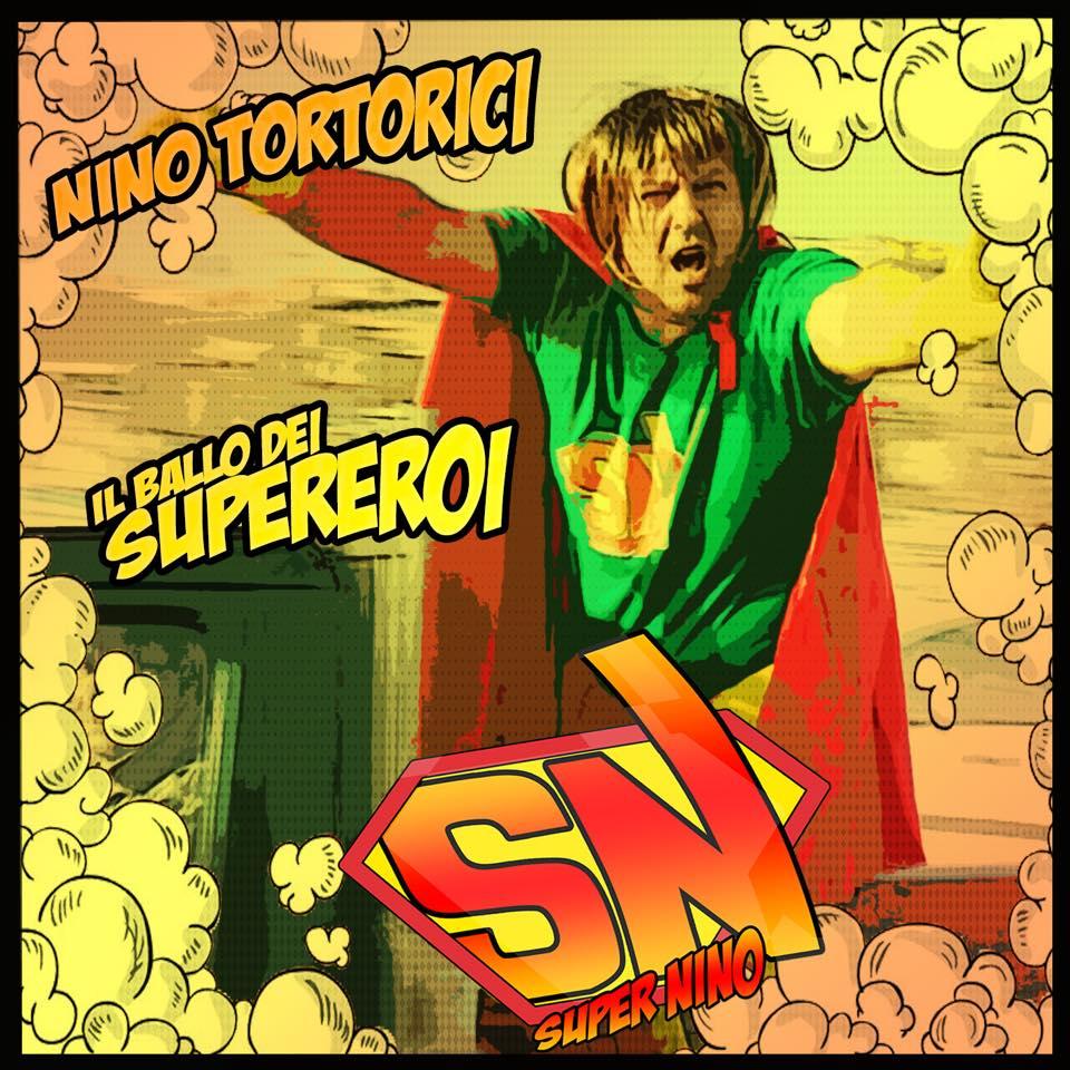 Tortorici copertina ufficiale (il ballo dei supereroi)