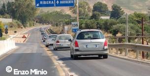 Ribera: il 6 agosto apre il cantiere per la costruzione del ponte sulla SS 115, sul fiume  Verdura