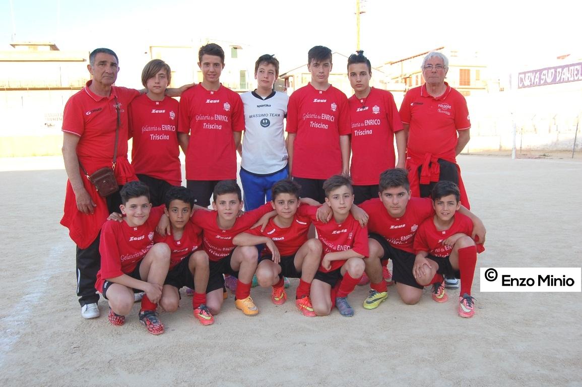 scuola calcio Folgore Selinunte torneo Corso-Parisi FOTO MINIO
