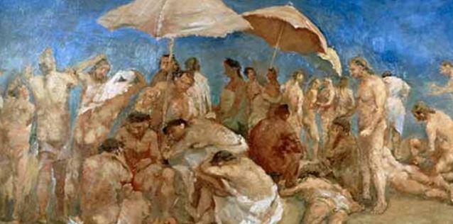 Pirandello Fausto i nudi