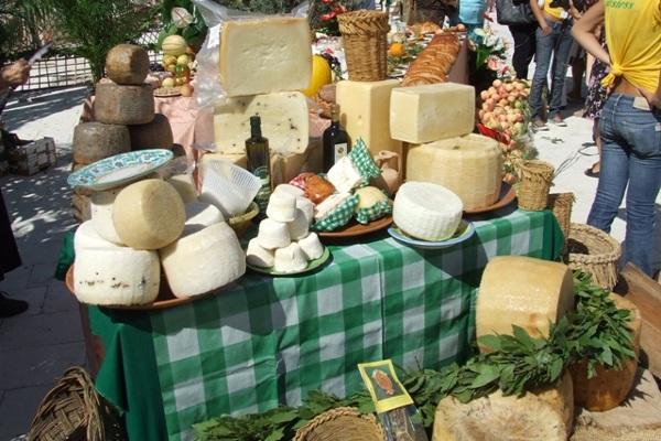 Santo Stefano Quisquina formaggi dei monti sicani