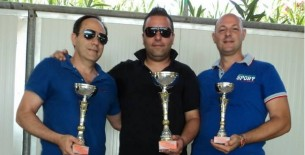 Sport – Mario Tavormina vince la 7^ gara provinciale luglio 2015Poligono Air-Fire Ribera di tiro al bersaglio