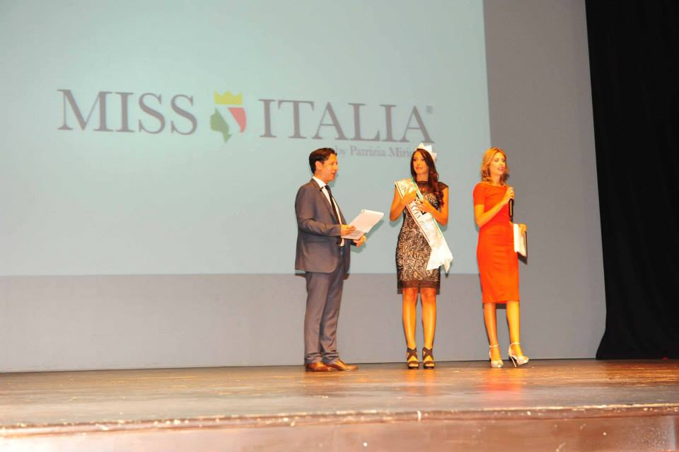 clarissa evento miss cinema roma