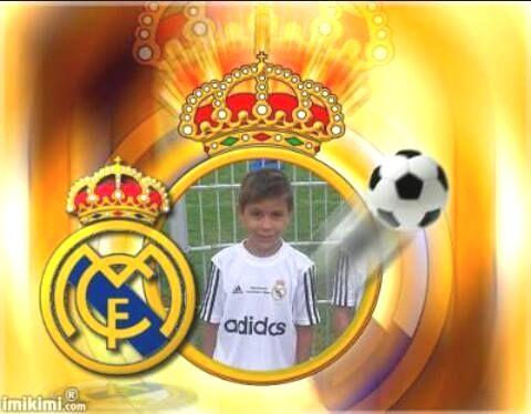 Enzo Ferraro nel Real Madrid 2 (1)