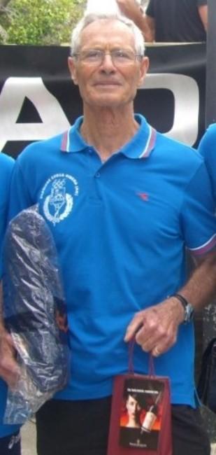 Pipia Giuseppe campione corsa podistica