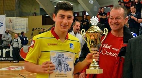 Stefano Russo nella nazionale della Germania (2)