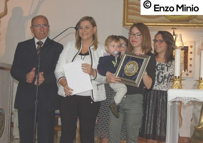 Ribera Premio Mamma Coraggio FOTO MINIO