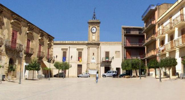 Cattolica Eraclea la piazza principale