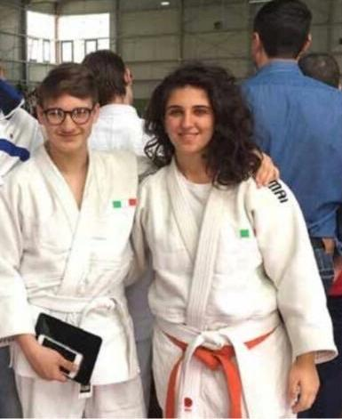 Colletti Virgilio e Veronica Judo