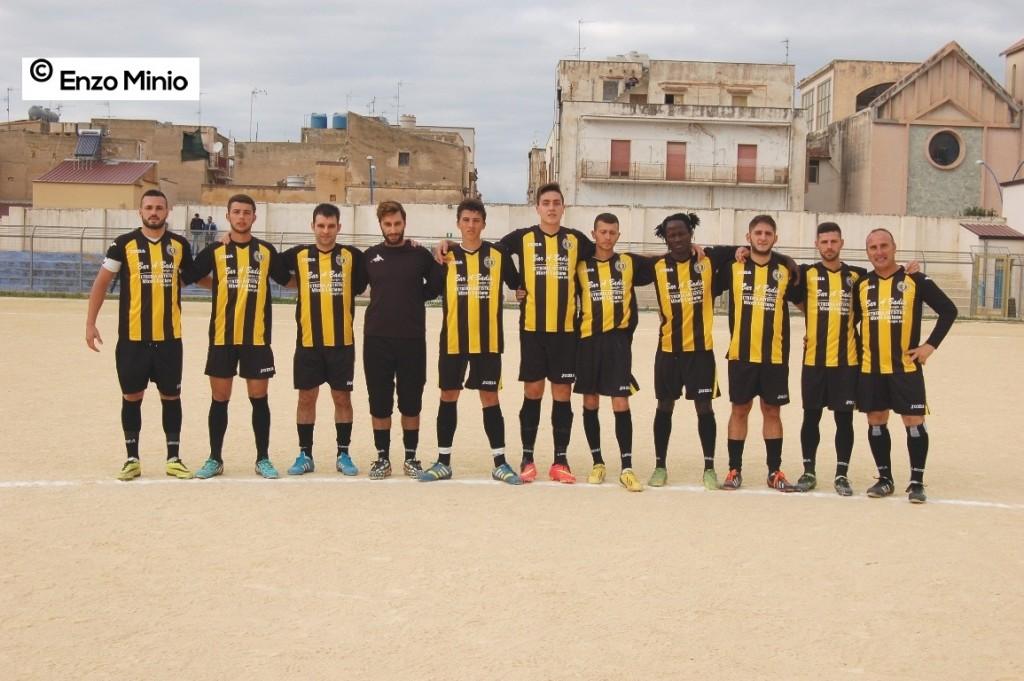 Real Unione a Ribera FOTO MINIO