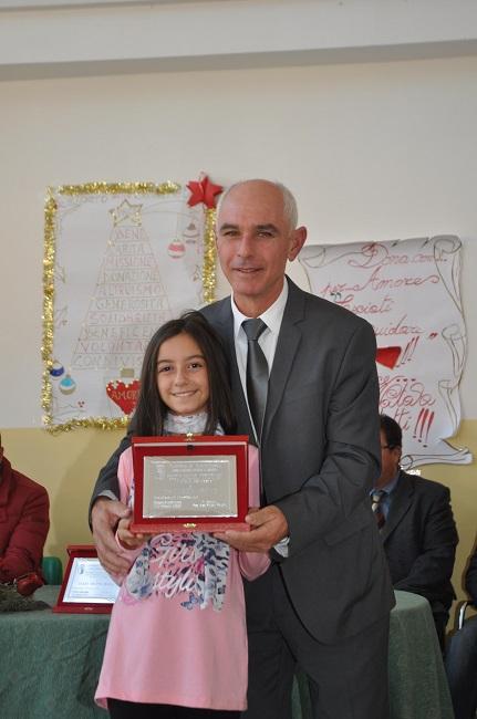 Montallegro premiazione alunni 2015