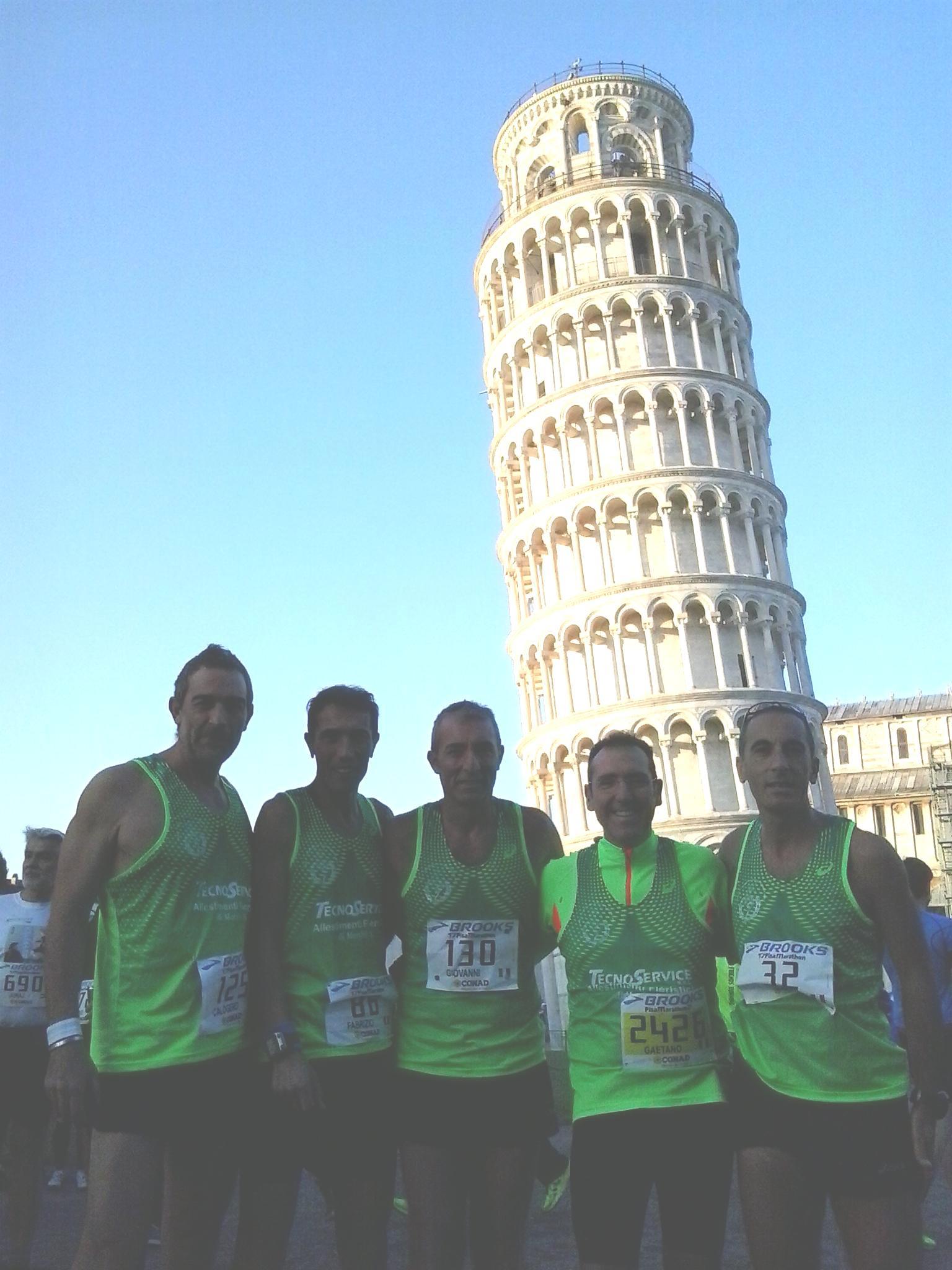 Passione Corsa a Pisa