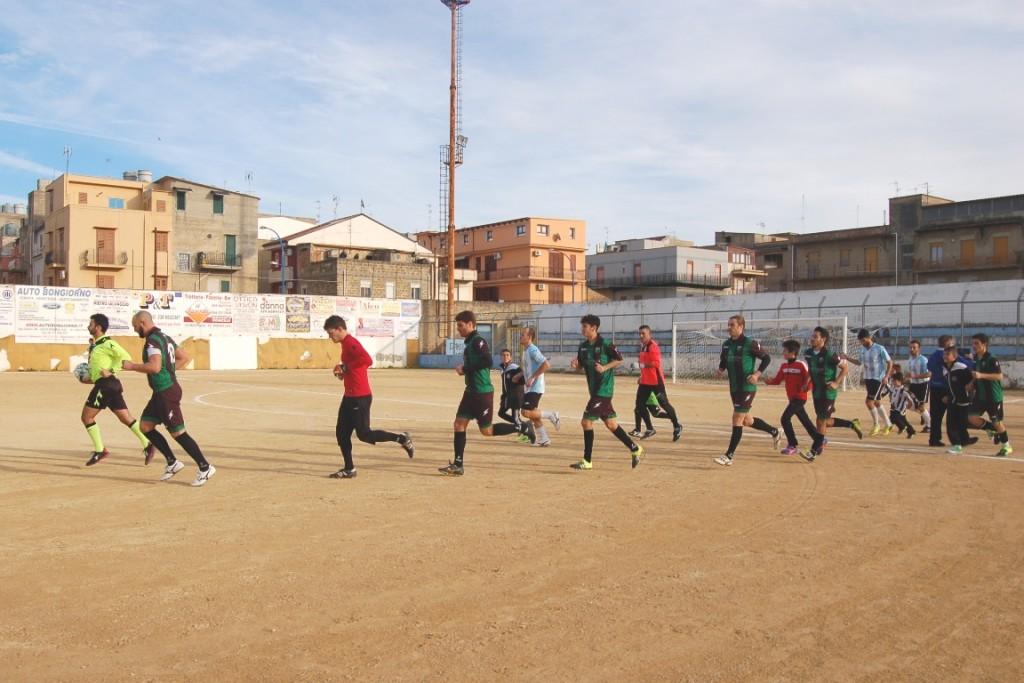 Ribera-Sciacca derby 2015