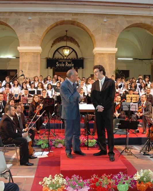 Toscanini Musicisti alla Provincia
