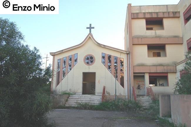casa anziani chiesetta FOTO MINIO