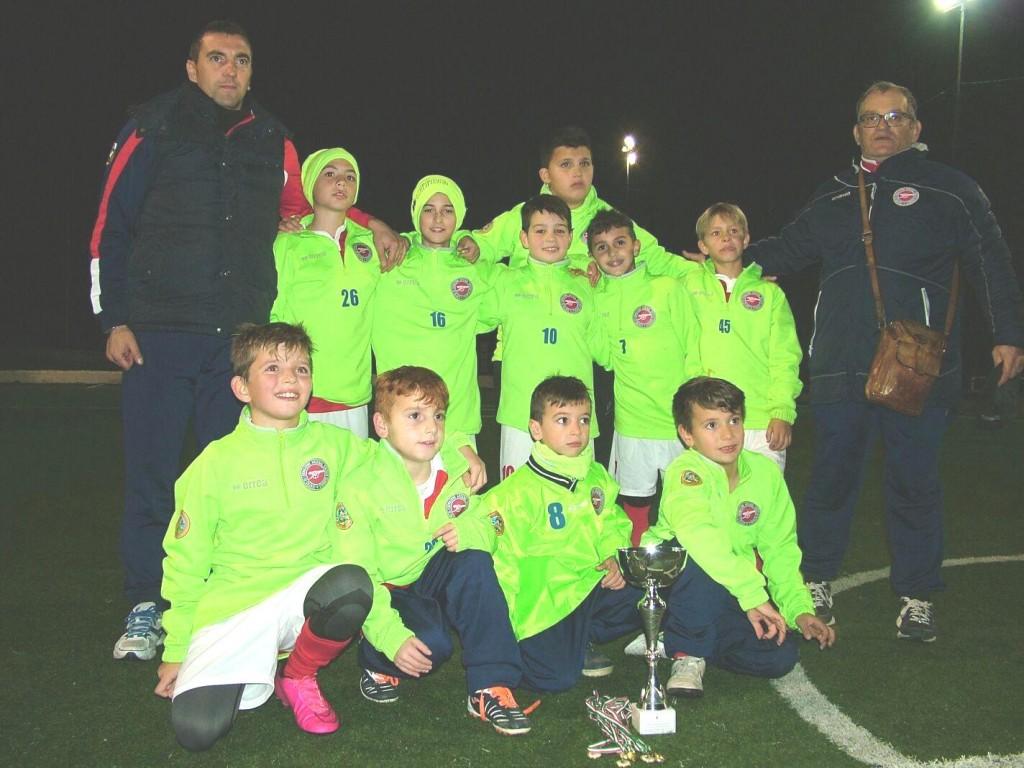 scuola calcio Talluto 2