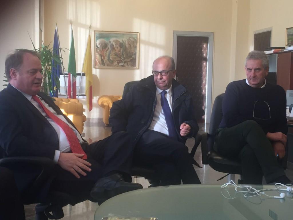 Incontro Palermo con assessore Cracolici 2