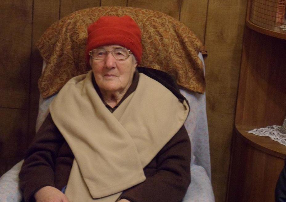 Triassi Carmela centenaria 2