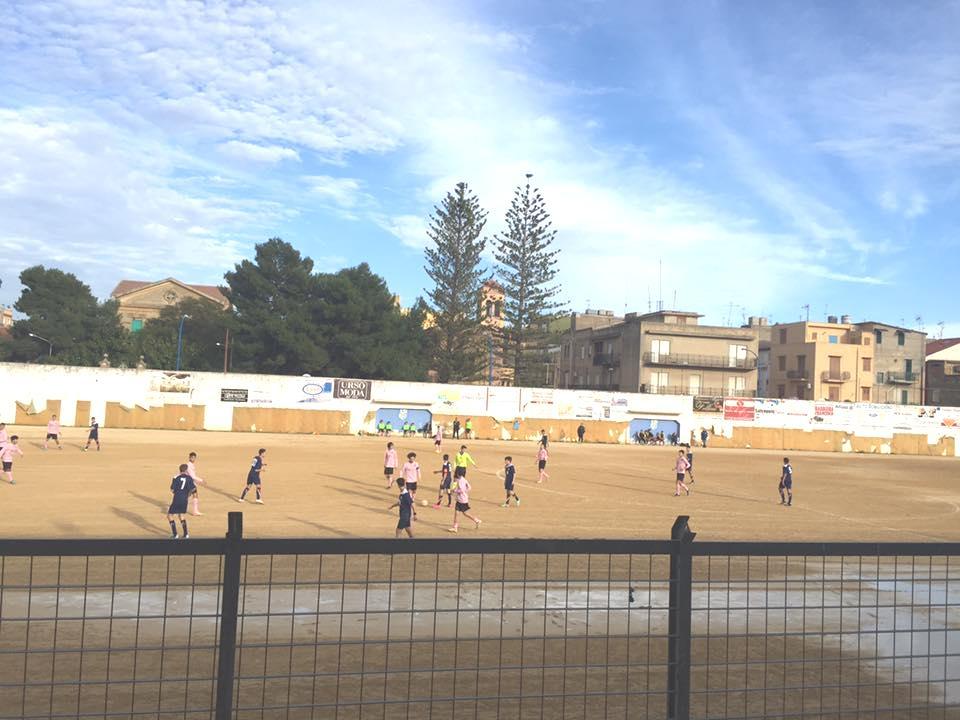 calcio allievi Talluto e Montalbano