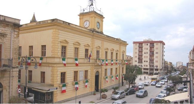 municipio-Ribera e corso Umberto I