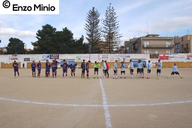 Atletico con 5 Torri FOTO MINIO