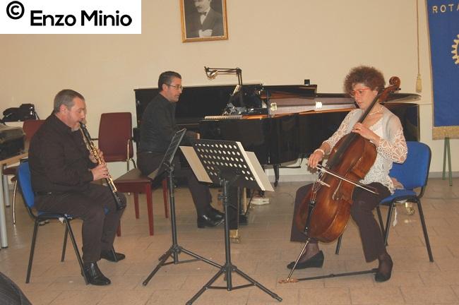 Toscanini Trio Solaris 2 FOTO MINIO