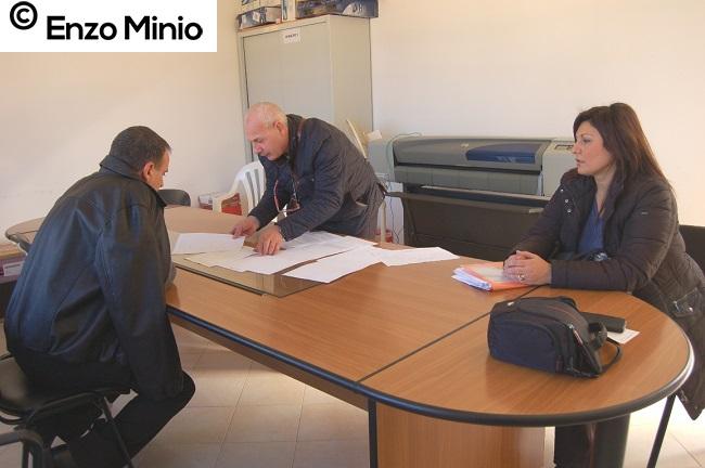 beni confiscati firma convenzione FOTO MINIO