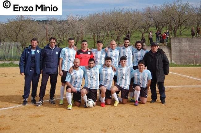 Foto 2 Atletico Ribera a Villafranca FOTO MINIO