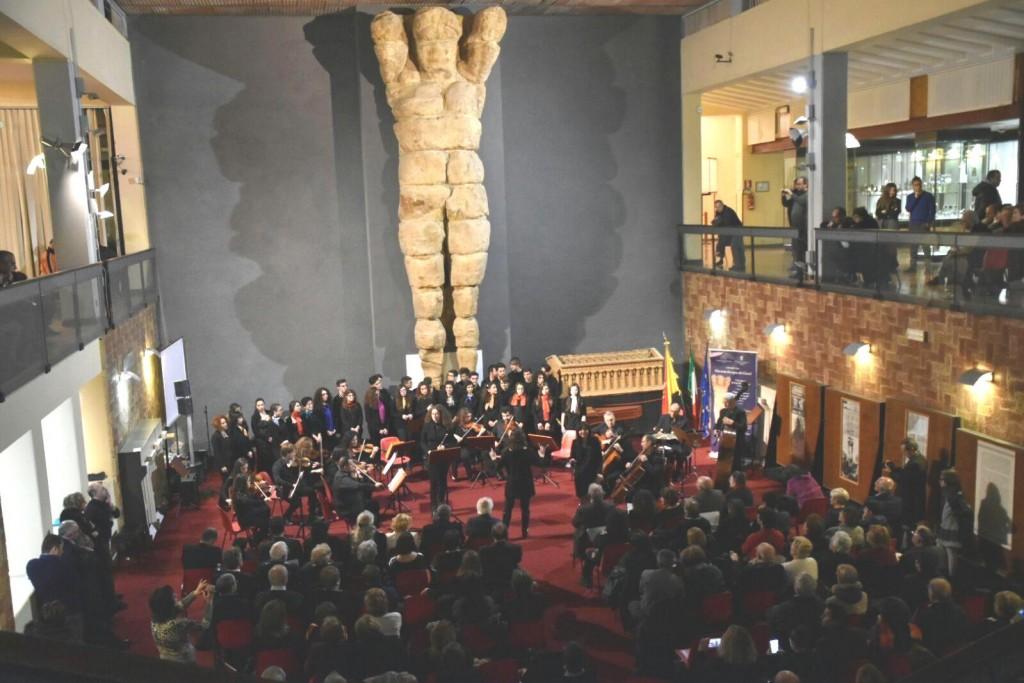 Toscanini al museo archeologico 2
