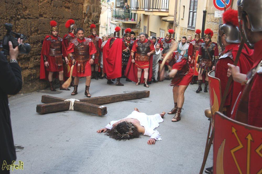 Via Crucis Cianciana ad Agrigento 2