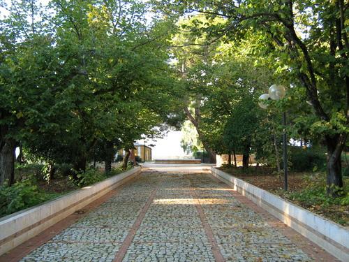 Villa comunale Ribera