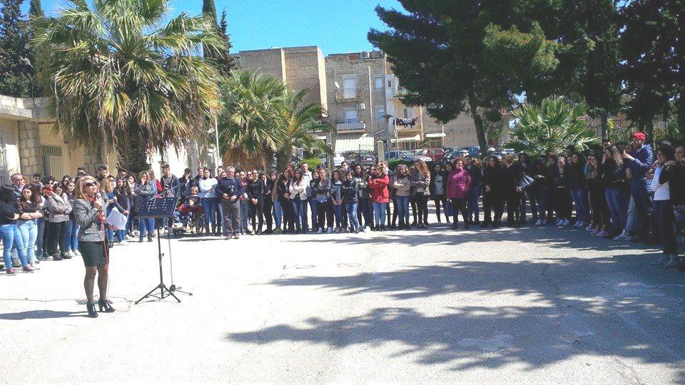 manifestazione vittime innocenti mafia 21 marzo 1