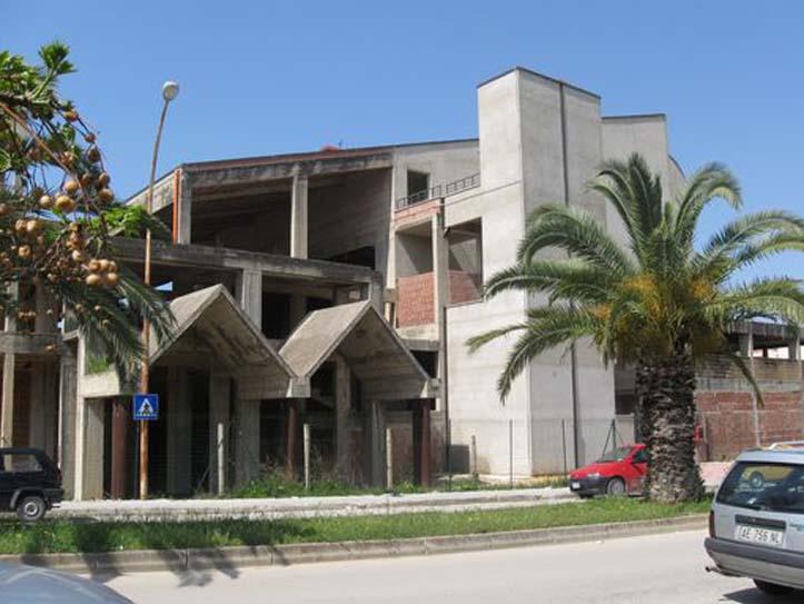 teatro comunale per ospitare il museo