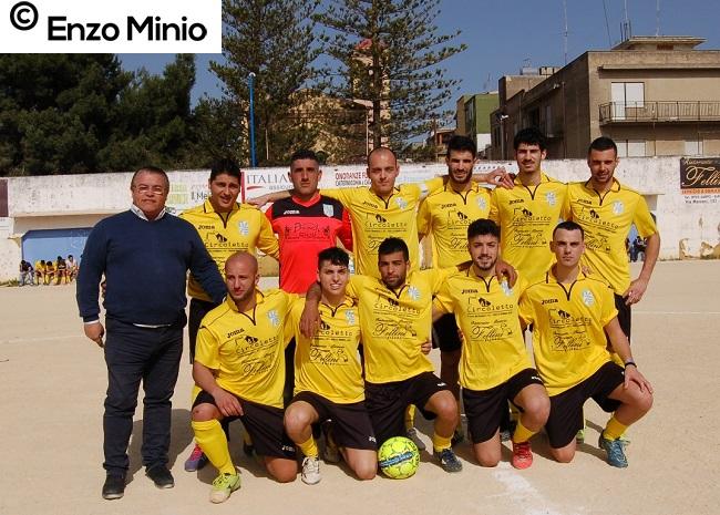 Atletico vs Nuova Sportiva FOTO MINIO