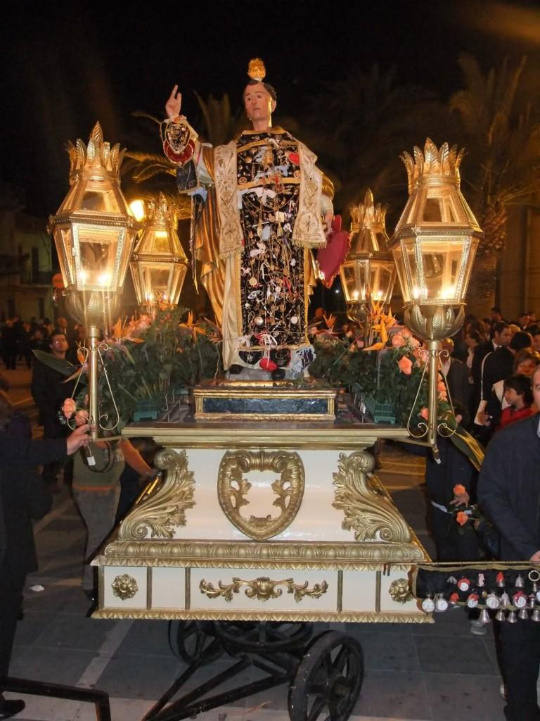 Calamonaci San Vincenzo Ferreri