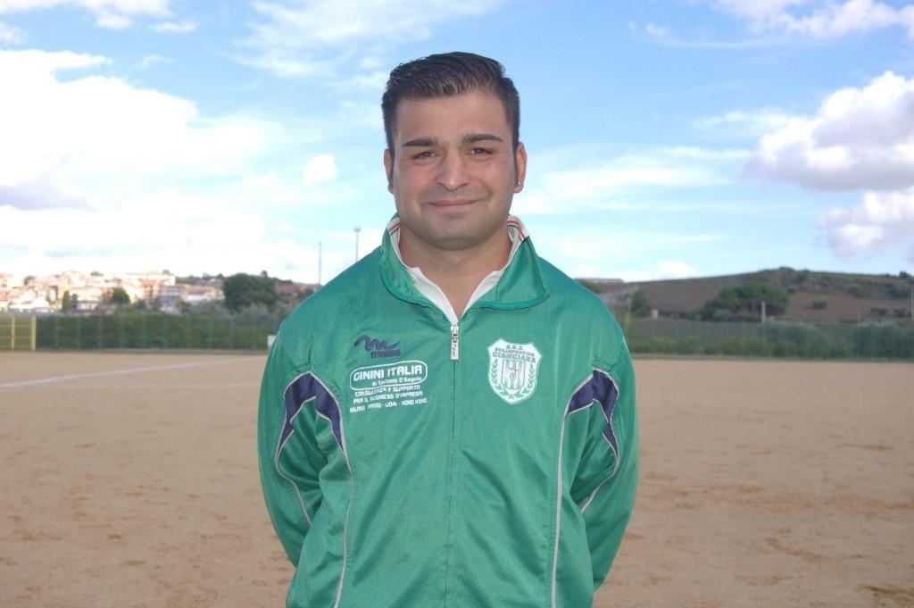 Salemi Raimondo allenatore Cianciana