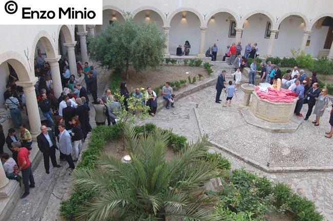 Burgio inaugurazione museo 1 Foto Minio