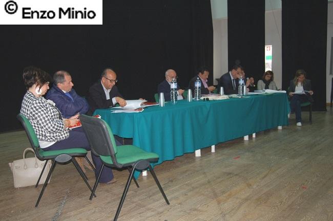 Calamonaci riunione per area interna sicana Foto Minio