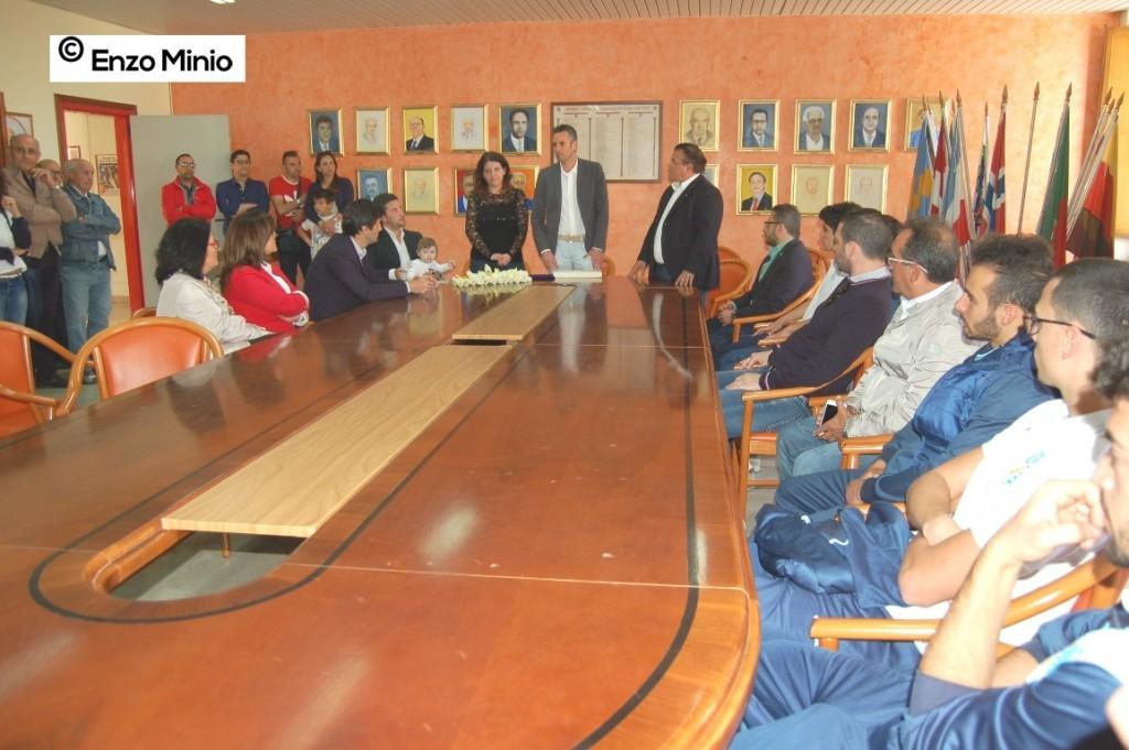 Ribera calcio premiazione FOTO MINIO 2